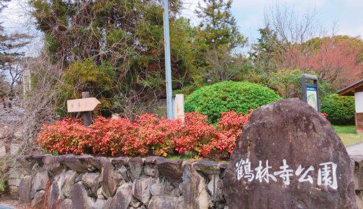 【加古川】鶴林寺公園は広い芝生と少しの遊具で小さい子におススメ☆